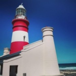 L'Agulhas lighthouse
